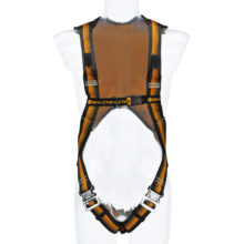 Harness - SKYLOTEC CS 2 Click X-Pad General Purpose Click connect hardware Sewn in moisture wicking padding Unisize