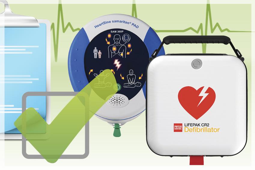 Defibrillator Monitoring