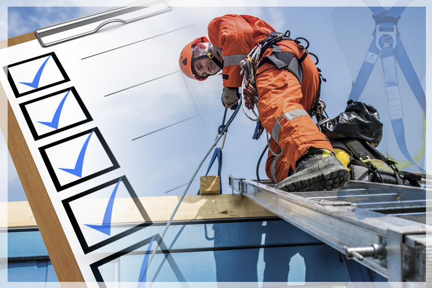 Height Safety Equipment Inspection, Testing and Certification