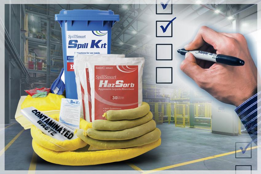 Spill Control Kit Replenishment