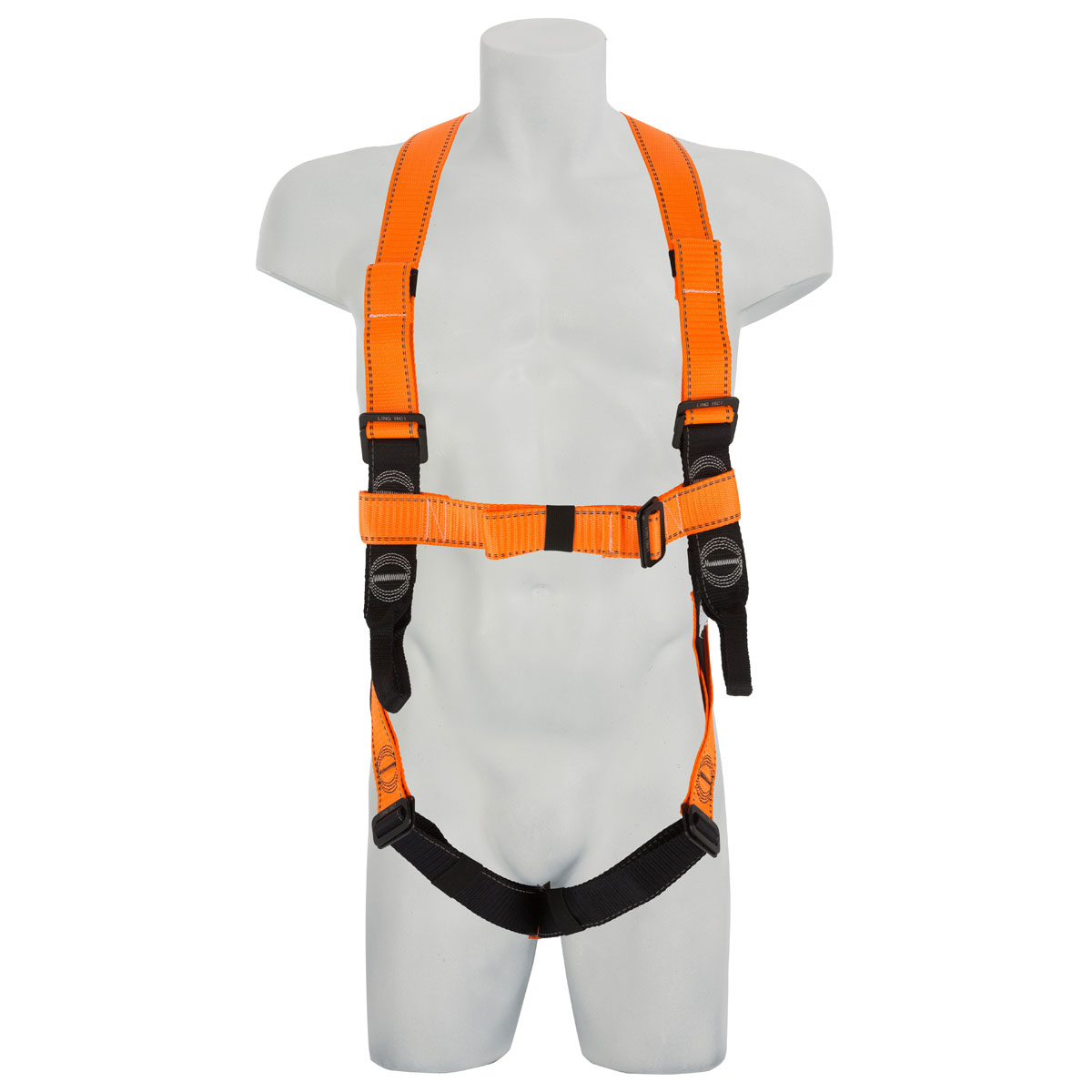 Harness - LinQ Essential c/w Dorsal D Ring & Front Belay Loops - M/L
