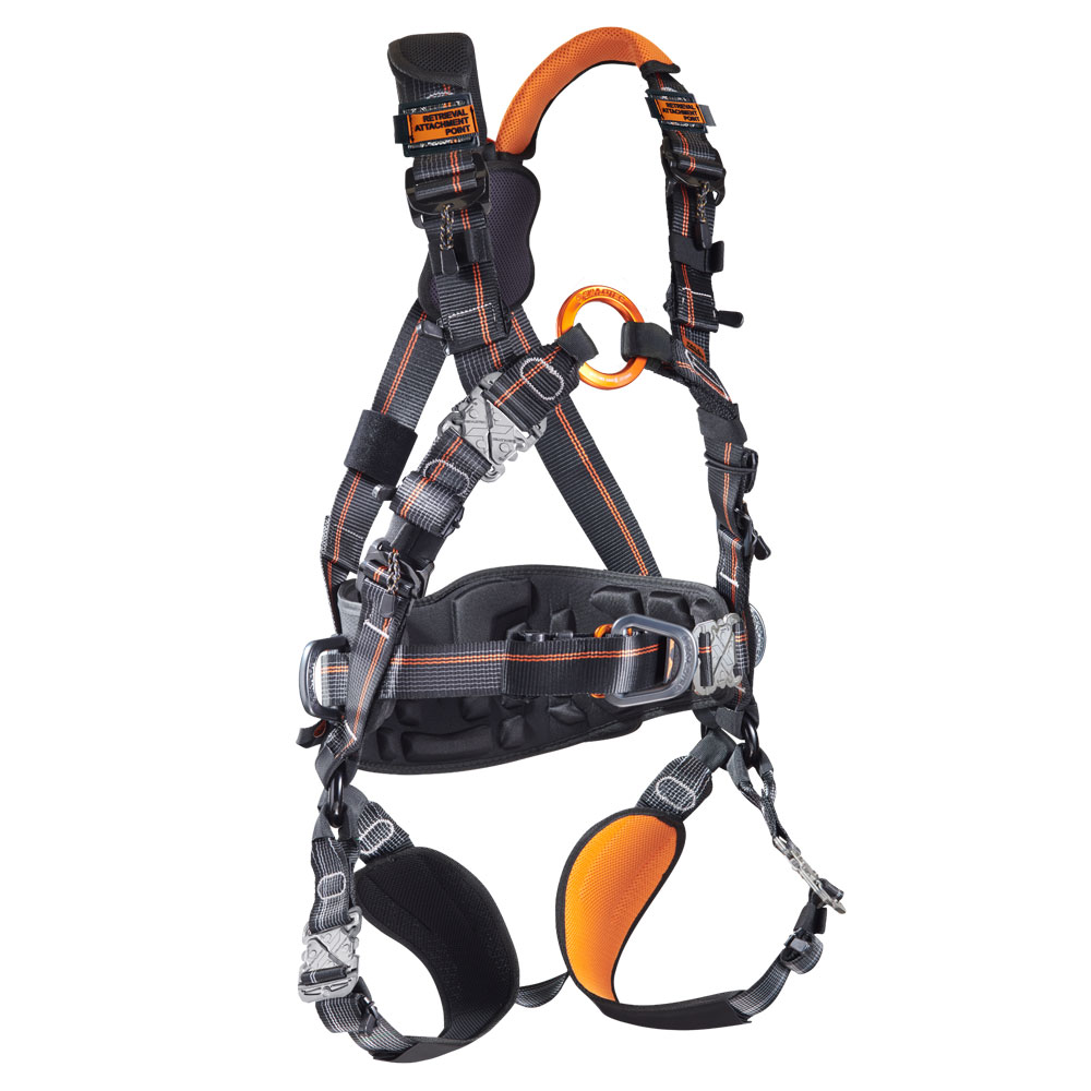 Harness - SKYLOTEC IGNITE PROTON WIND Sternal & Dorsal fall arrest Pole strap attachments Frontal waist attachment points - XS_M
