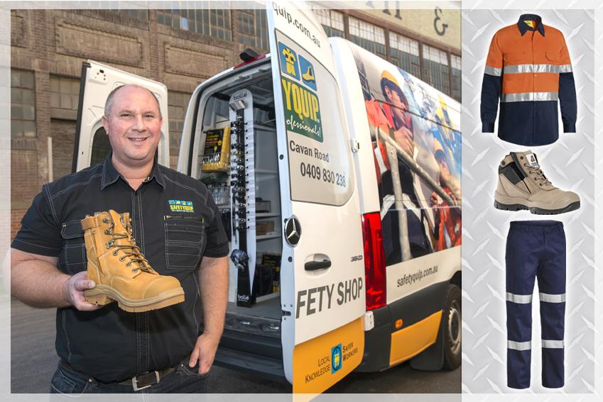 Workwear & Footwear Services
