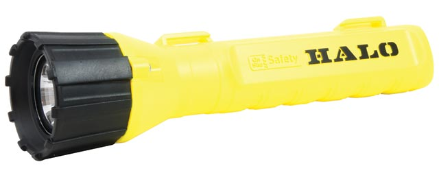 Torch - LED OnSite Halo Intrinsic Safe Yellow